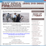 Bay Area Firearms Homepage