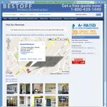Bestoff Windows Showroom Page