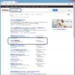 Home Windows Search