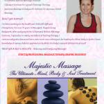 Majestic Massage About