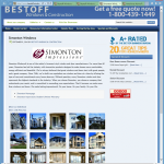 Simonton Windows